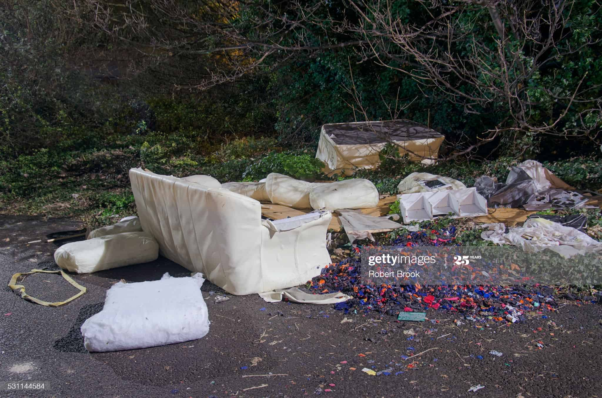 Fly -Tipped Waste: Who is responsible?